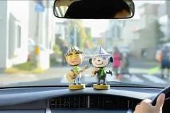 北海道新聞CM 「取材に向かう記者の車中から」 篇 30秒 The Bunchans